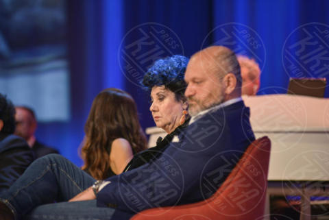 Marisa Laurito, Andrea Pucci - Roma - 08-11-2017 - Maurizio Costanzo Show: Ventura-Bettarini, di nuovo famiglia