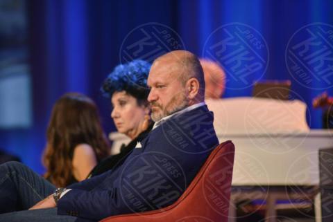 Andrea Pucci - Roma - 08-11-2017 - Maurizio Costanzo Show: Ventura-Bettarini, di nuovo famiglia