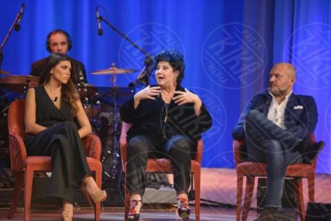 Flora Canto, Marisa Laurito, Andrea Pucci - Roma - 08-11-2017 - Maurizio Costanzo Show: Ventura-Bettarini, di nuovo famiglia