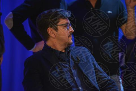 Richy Memphis - Roma - 08-11-2017 - Maurizio Costanzo Show: Ventura-Bettarini, di nuovo famiglia