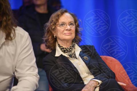 Giuliana Lojodice - Roma - 08-11-2017 - Maurizio Costanzo Show: Ventura-Bettarini, di nuovo famiglia