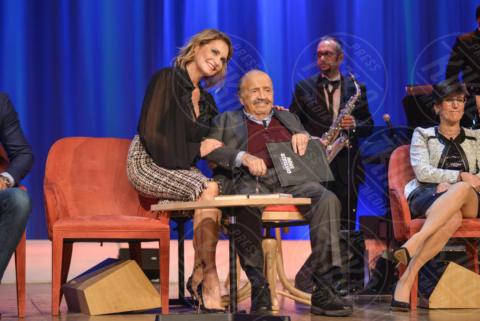 Maurizio Costanzo, Simona Ventura - Roma - 08-11-2017 - Maurizio Costanzo Show: Ventura-Bettarini, di nuovo famiglia