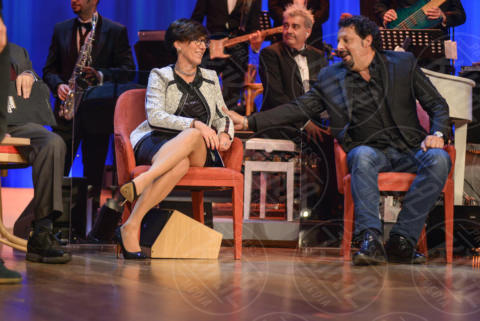 Enrico Brignano - Roma - 08-11-2017 - Maurizio Costanzo Show: Ventura-Bettarini, di nuovo famiglia