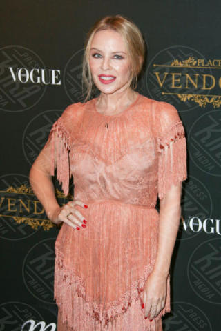 Kylie Minogue - Parigi - 01-10-2017 - Kylie Minogue: