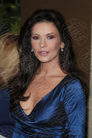 Catherine Zeta-Jones - Los Angeles - 09-11-2017 - Kirk e Anne Douglas, 198 anni... e non sentirli