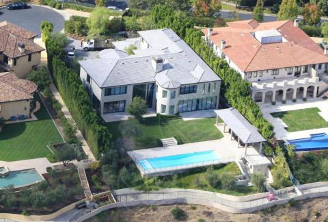 Kim Kardashian, Kanye West - Bel Air - 09-11-2017 - Kim Kardashian e Kanye West vendono il loro nido d'amore
