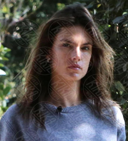 Alessandra Ambrosio - Brentwood - 11-11-2017 - Prima e dopo: il miracolo del make up!