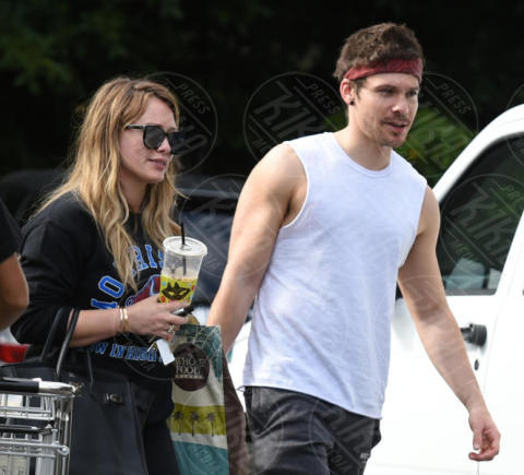 Matthew Koma, Hilary Duff - Los Angeles - 11-11-2017 - Fiocco rosa per Hilary Duff: l'attrice aspetta una bimba