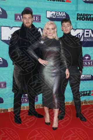 Clean Bandit - Londra - 12-11-2017 - MTV EMA 2017: è il trionfo di Shawn Mendes