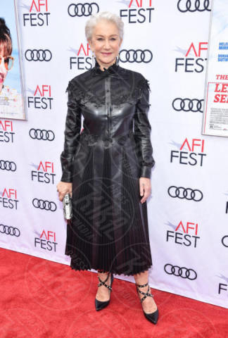 Helen Mirren - Hollywood - 12-11-2017 - Helen Mirren, una dama in pelle nera per Ella & John