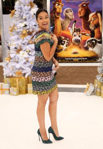 Gina Rodriguez - Los Angeles - 12-11-2017 - Senza Mariah Carey la vera Star è Brandon... di Beverly Hills