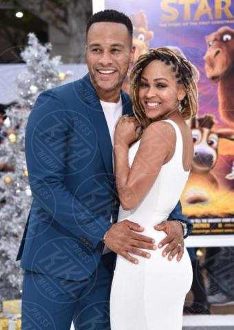 Devon Franklin, Meagan Good - Westwood - 12-11-2017 - Senza Mariah Carey la vera Star è Brandon... di Beverly Hills