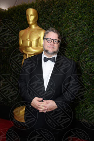 Guillermo del Toro - Hollywood - 13-11-2017 - Oscar 2018: La forma dell'acqua domina le nomination