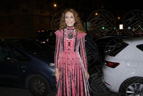 Marisa Berenson - Madrid - 07-11-2017 - Chi lo indossa meglio? Beatrice Borromeo e Marisa Berenson