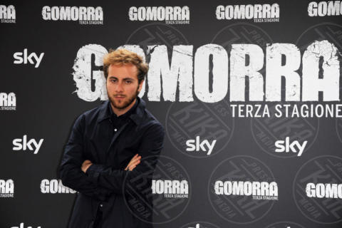 Loris De Luna - Roma - 13-11-2017 - Gomorra is back: la terza stagione in anteprima al cinema!