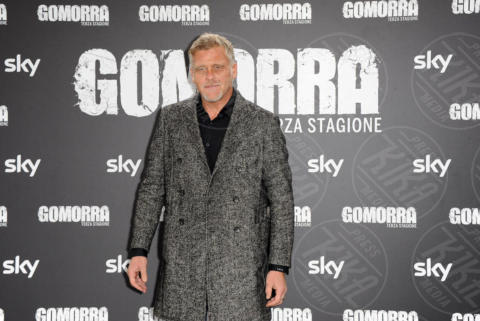 Fabio De Caro - Roma - 13-11-2017 - Gomorra is back: la terza stagione in anteprima al cinema!