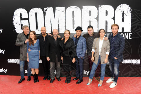 cast Gomorra - Roma - 13-11-2017 - Gomorra is back: la terza stagione in anteprima al cinema!