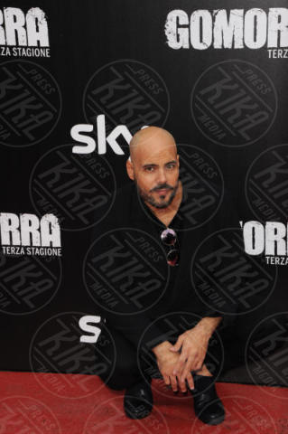 Marco D'Amore - Roma - 13-11-2017 - Gomorra is back: la terza stagione in anteprima al cinema!