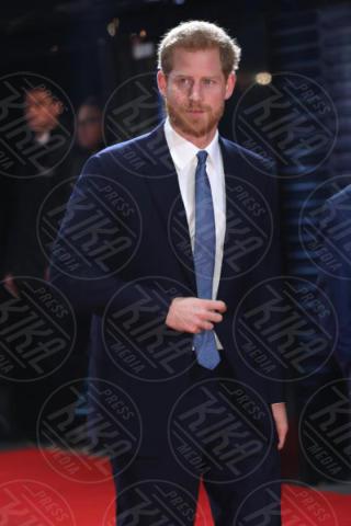Principe Harry - Londra - 13-11-2017 - Principe Harry, dov'è finita Meghan Markle?
