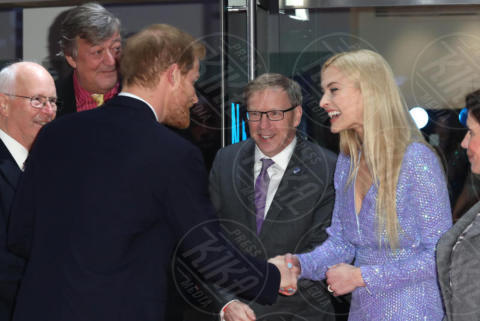 Prince Harry, Fearne Cotton - Londra - 13-11-2017 - Principe Harry, dov'è finita Meghan Markle?