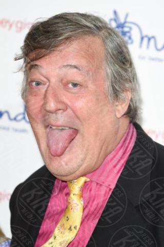 Stephen Fry - Londra - 13-11-2017 - Principe Harry, dov'è finita Meghan Markle?
