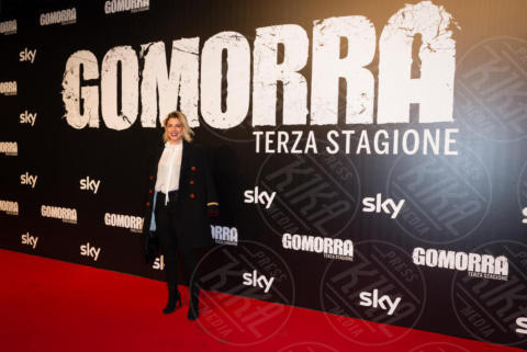 Emma Marrone - Roma - 13-11-2017 - Gomorra is back: la terza stagione in anteprima al cinema!