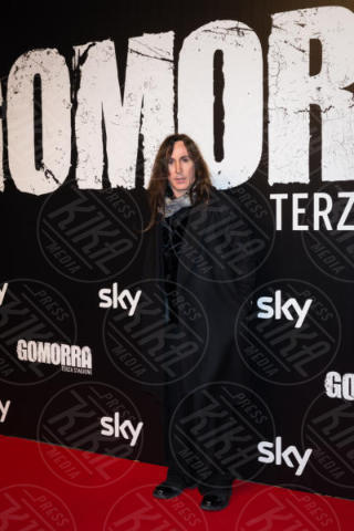 Manuel Agnelli - Roma - 13-11-2017 - Gomorra is back: la terza stagione in anteprima al cinema!