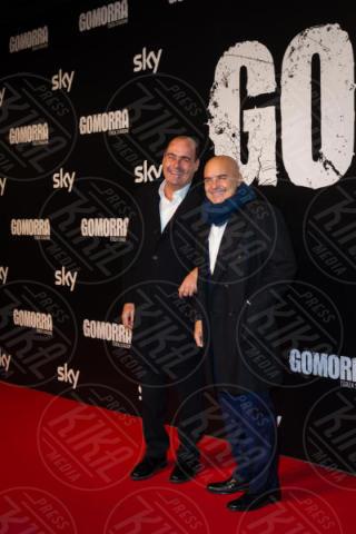 Nicola Zingaretti, Luca Zingaretti - Roma - 13-11-2017 - Gomorra is back: la terza stagione in anteprima al cinema!
