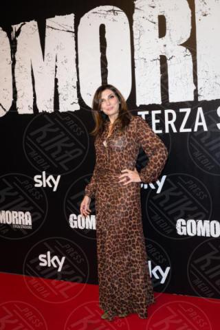 Maria Pia Calzone - Roma - 13-11-2017 - Gomorra is back: la terza stagione in anteprima al cinema!