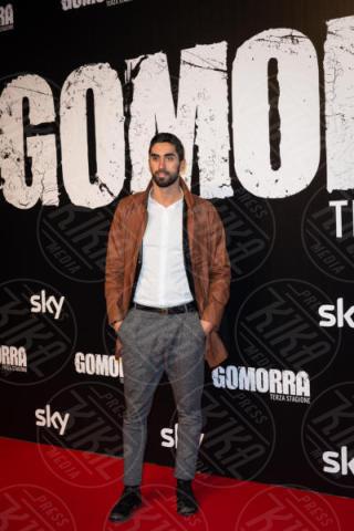Filippo Magnini - Roma - 13-11-2017 - Gomorra is back: la terza stagione in anteprima al cinema!