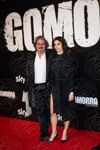 Luciano Cannito, Rossella Brescia - Roma - 13-11-2017 - Gomorra is back: la terza stagione in anteprima al cinema!