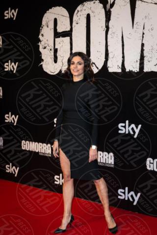 Rossella Brescia - Roma - 13-11-2017 - Gomorra is back: la terza stagione in anteprima al cinema!