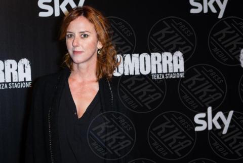 Caterina Guzzanti - Roma - 13-11-2017 - Gomorra is back: la terza stagione in anteprima al cinema!
