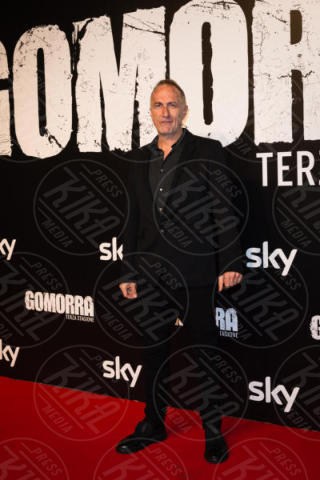 Stefano Sollima - Roma - 13-11-2017 - Gomorra is back: la terza stagione in anteprima al cinema!