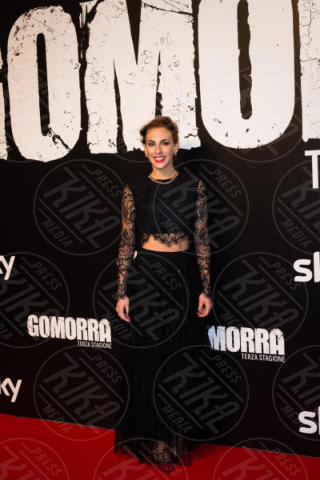 Angela Ciaburri - Roma - 13-11-2017 - Gomorra is back: la terza stagione in anteprima al cinema!