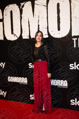 Gina Amarante - Roma - 13-11-2017 - Gomorra is back: la terza stagione in anteprima al cinema!