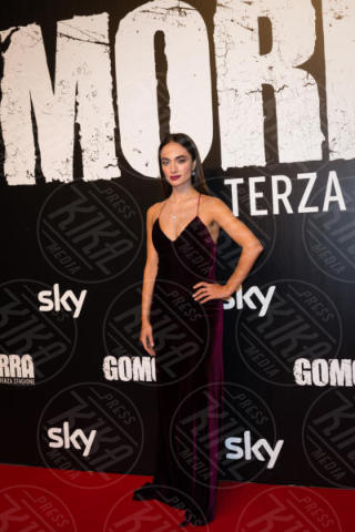 Denise Capezza - Roma - 13-11-2017 - Gomorra is back: la terza stagione in anteprima al cinema!