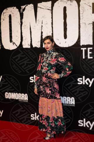 Stella Egitto - Roma - 13-11-2017 - Gomorra is back: la terza stagione in anteprima al cinema!