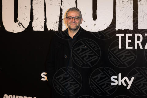 Fortunato Cerlino - Roma - 13-11-2017 - Gomorra is back: la terza stagione in anteprima al cinema!