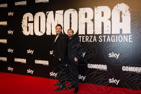 The Jackal - Roma - 13-11-2017 - Gomorra is back: la terza stagione in anteprima al cinema!