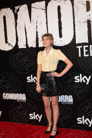 Elena Radonicich - Roma - 13-11-2017 - Gomorra is back: la terza stagione in anteprima al cinema!