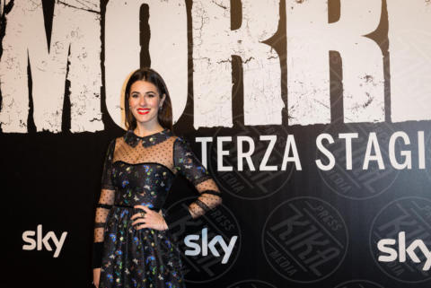 Diana del Bufalo - Roma - 13-11-2017 - Gomorra is back: la terza stagione in anteprima al cinema!