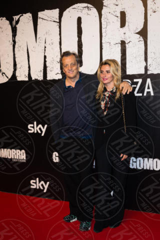 Gabriele Muccino - Roma - 13-11-2017 - Gomorra is back: la terza stagione in anteprima al cinema!