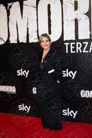 Cristina Donadio - Roma - 13-11-2017 - Gomorra is back: la terza stagione in anteprima al cinema!