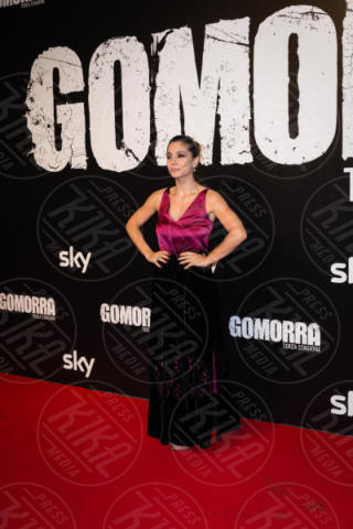 Cristiana Dell'Anna - Roma - 13-11-2017 - Gomorra is back: la terza stagione in anteprima al cinema!