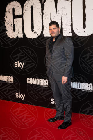 Salvatore Esposito - Roma - 13-11-2017 - Gomorra is back: la terza stagione in anteprima al cinema!