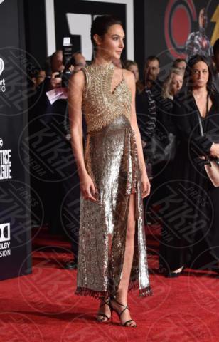 Gal Gadot - Hollywood - 13-11-2017 - Amber Heard in Versace è il trionfo del vedo non vedo
