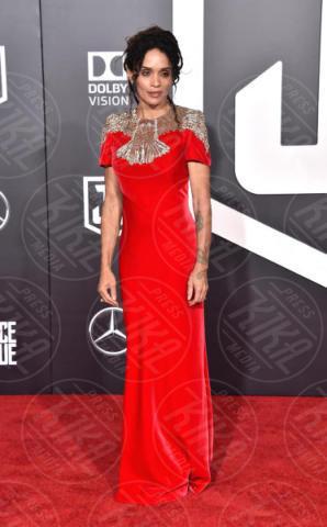 Lisa Bonet - Hollywood - 13-11-2017 - Amber Heard in Versace è il trionfo del vedo non vedo
