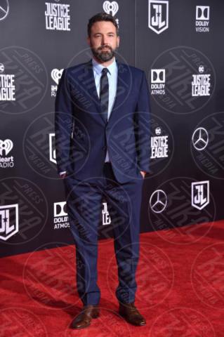 Ben Affleck - Hollywood - 13-11-2017 - Amber Heard in Versace è il trionfo del vedo non vedo