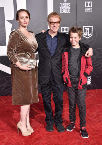 Oliver Elfman, Danny Elfman - Hollywood - 13-11-2017 - Amber Heard in Versace è il trionfo del vedo non vedo